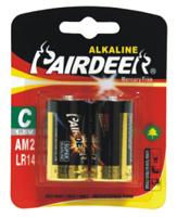 Pairdeer LR14 Alkaline