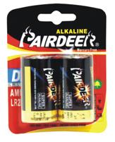 Pairdeer LR20 alkaline