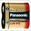 Panasonic CR-P2 Litíum rafhlöður