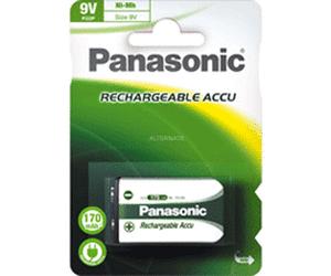 Panasonic 9V Hleðslurafhlaða 170mAh