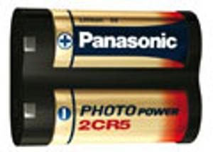 Panasonic 2CR5 Litíum rafhlöður