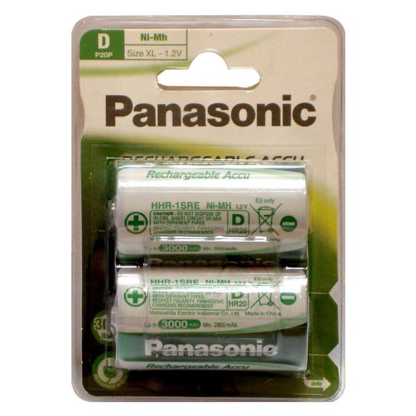 HHR1SRE/2B D Panasonic hleðslurafhlaða