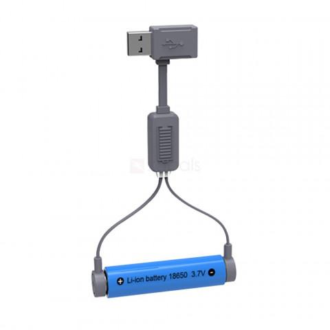 USB Li-on Hleðslutæki