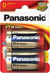 PANASONIC D Pro Power