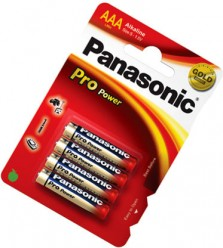 PANASONIC AAA Pro Power