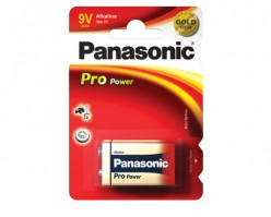 PANASONIC 9V Pro Power